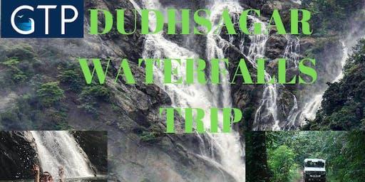Dudhsagar Falls Trip with Goa Trip Planner