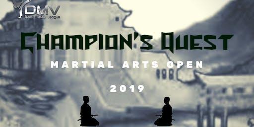 Champion's Quest Martial Arts Open