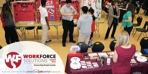 Health Science Career Showcase for Middle School Youth
