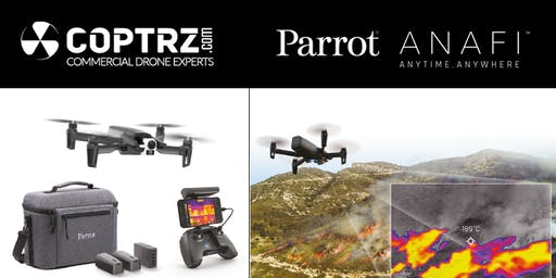 Parrot for Emergency Services - COPTRZ Demo Day
