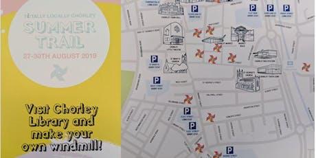 Chorley Summer Windmill Trail (Chorley) tickets