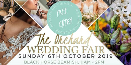The Orchard Wedding Fair tickets