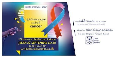 Mobilisons-nous contre le cancer billets