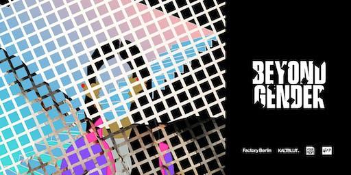 Beyond Gender: Art Show by Daniel Crook & Opashona Ghosh