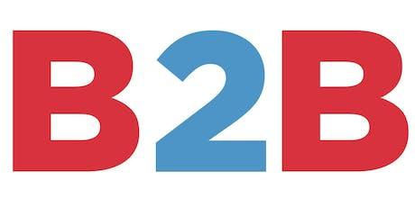 Cambridge B2B Exhibition tickets