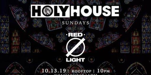 HOLY HOUSE N°22 — Redlight (21+)
