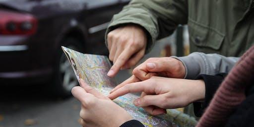 Basic Map Reading Skills Training - Barry, Vale of Glamorgan