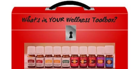 What's in YOUR Wellness Toolbox~~Back to School edition! tickets