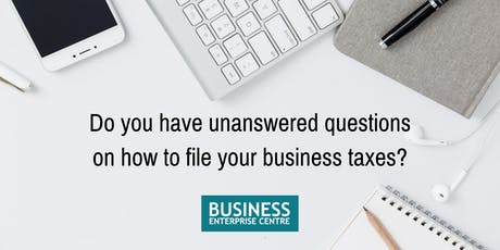 Tax Seminar (Owen Sound and Hanover) tickets