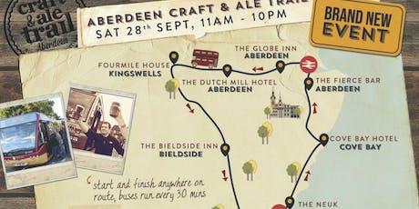 Aberdeen Craft & Ale Trail tickets