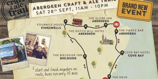 Aberdeen Craft & Ale Trail