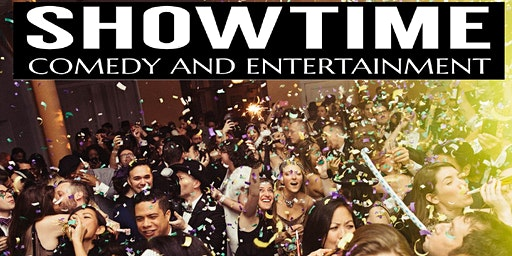 New Years Eve Comedy Extravaganza