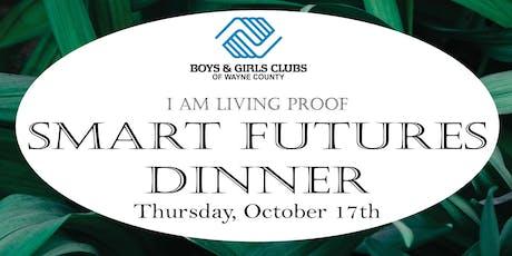 2019 Smart Futures Dinner tickets