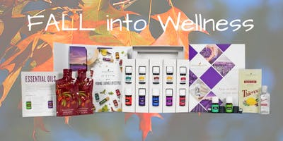 FALL into Wellness with Essential Oils