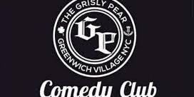FREE Tickets to Grisly Pear Comedy Club 4pm Show