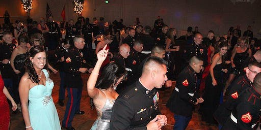 India Co. 3/23 , 244th Marine Corps Birthday Ball