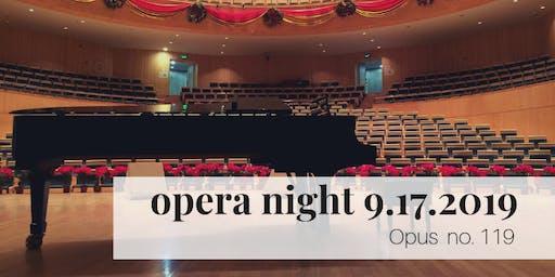 September Opera Night at Servino