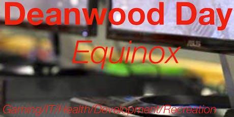 Deanwood Day Equinox tickets