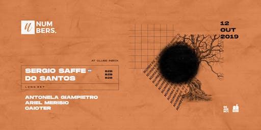 Numbers #1 c/ Sergio Saffe b2b Do Santos