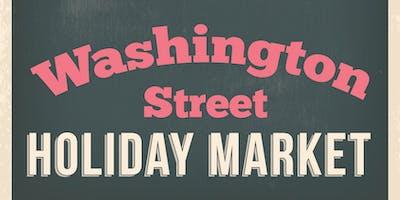 Washington Street Holiday Market