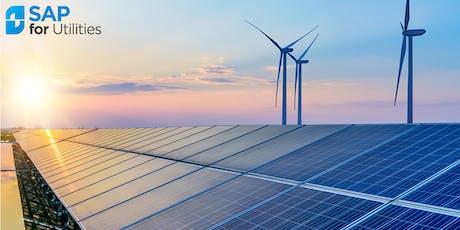 SAP for Utilities, Oct. 21-23 entradas