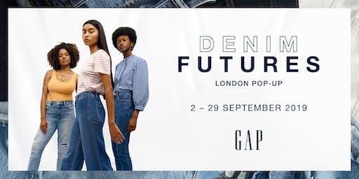 Gap Denim Futures Pop Up Events