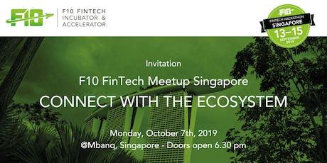F10 FinTech Meetup: Hackathon Edition tickets
