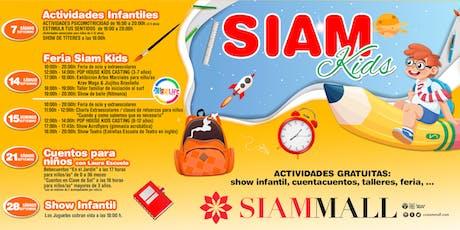 SIAM KIDS tickets