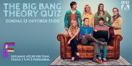 De Big Bang Theory Quiz