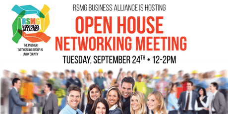 Open House Networking Meeting tickets