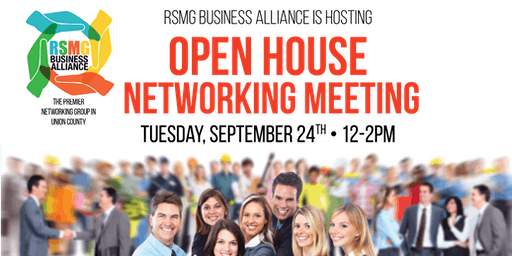 Open House Networking Meeting