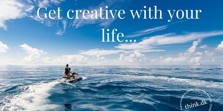Find Your Fire - and Get Creative with your Life tickets