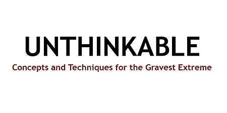 """""""Unthinkable"""" seminar presented by Dr. William Aprill"""