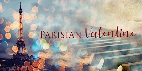 Parisian Valentine tickets