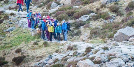 North Wales Climbing & Walking Meetup tickets
