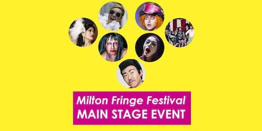 Milton Fringe Festival Saturday Evening Performance