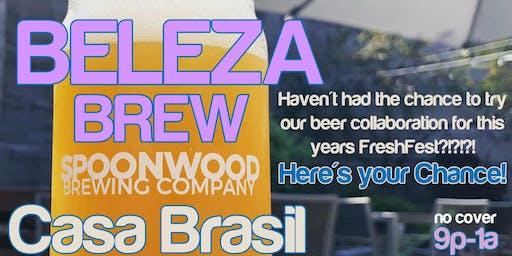 Beleza: Sounds of Brazil - Beleza Beer Tasting