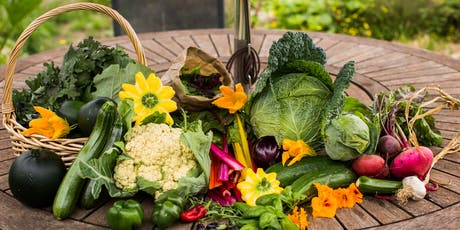 Free Cooking Class: Farm To Table in Basking Ridge tickets