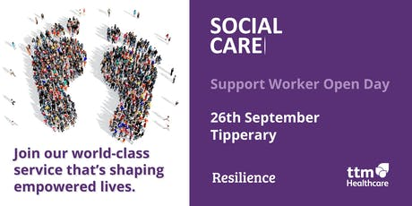Support Workers Open Day | Tipperary tickets