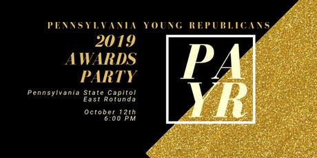 2019 Pennsylvania Young Republican Awards Party tickets