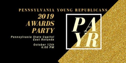 2019 Pennsylvania Young Republican Awards Party