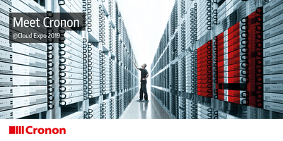 IT-Transformation: Best Practices von Cronon auf der TechWeek / CLOUD EXPO / Stand 920