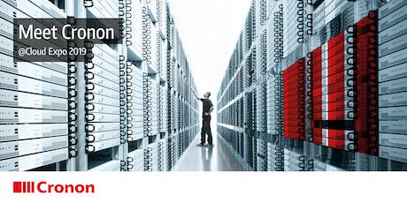 IT-Transformation: Best Practices von Cronon auf der TechWeek / CLOUD EXPO / Stand 920 tickets