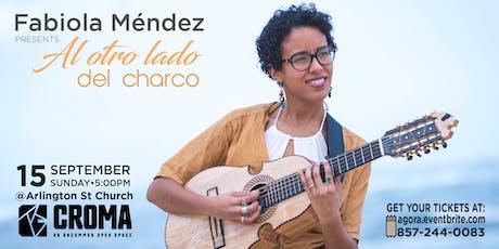 Fabiola Méndez Presents: Al Otro Lado del Charco tickets
