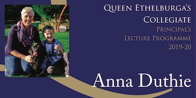 Anna Duthie - 'An insight into life with an autism support dog'