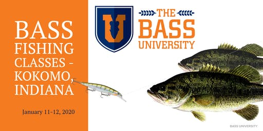 Bass University Fishing Classes - Kokomo Indiana