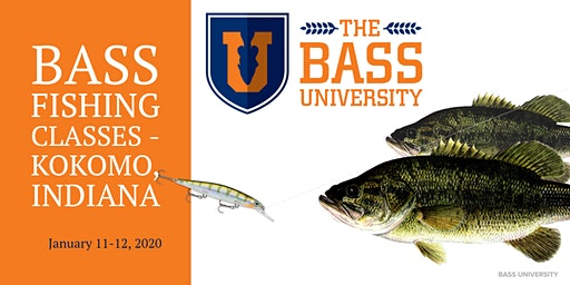 Bass University Fishing Classes - Kokomo Indiana