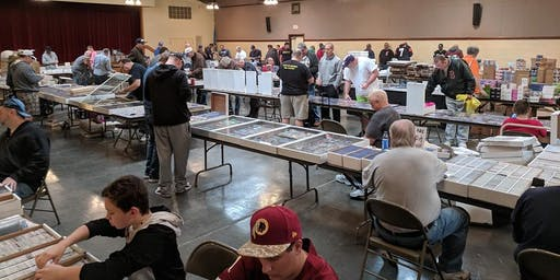 Newark Baseball Sports Card Collectible Show Aetna Fire Hall August 25