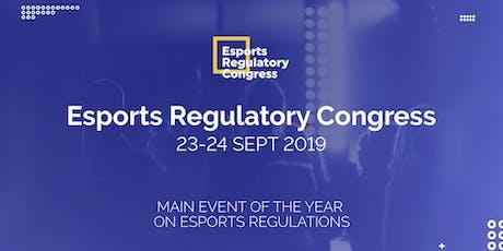Esports Regulatory Congress tickets