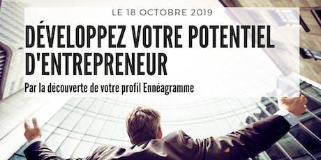 Développez votre potentiel d'Entrepreneur grâce à l'Ennéagramme billets